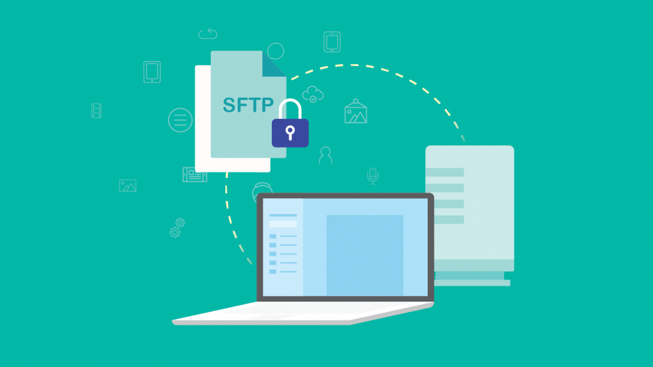 Transfert de fichiers en SSH.
